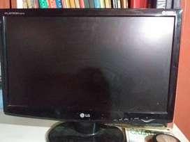 Vendo Monitor LG 19'