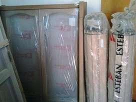 Ventanas de cedro arana de calidad, Nuevas. Embaladas de fabrica