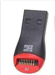 adaptador para memorias micro SD a USB