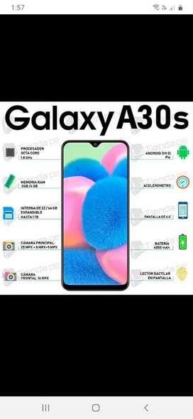 Cambio Samsung A20 o A30s en caja por iphone