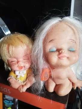 Muñecas coqueta y risueña colección
