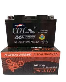 Batería para Yamaha BWS 4Tiempos