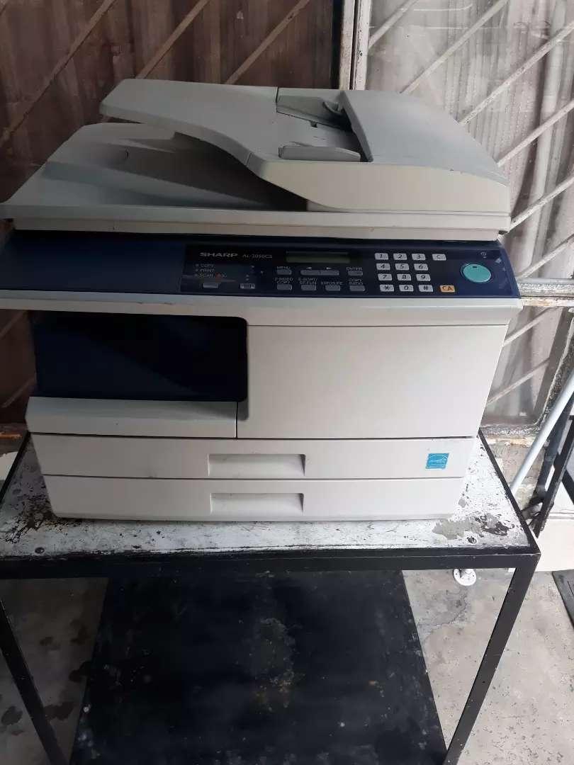 Repuestos fotocopiadoras Sharp