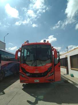 Bus Scania 2021