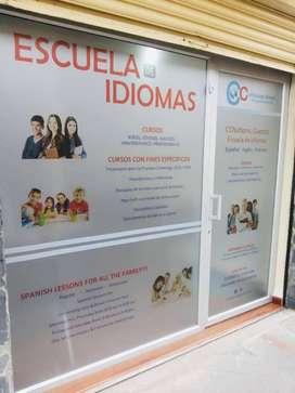 Se necesita Vendedor(a) de Cursos y Programas de Inglés, Francés y Español