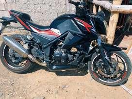 Vendo Moto Tekno