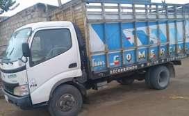Se alquila camion para Mudanzas