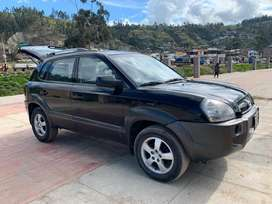 Hyundai Tucson version full mecanico motor 2.0
