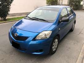 Toyota yaris 2011 taxi glp semifull 6850 dolares
