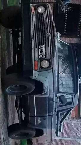 Jeep t1000 gladiador motor toyota diésel caja 5 diferencial reforzado todos los papeles andando