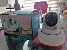 Cámara de vigilancia con wifi