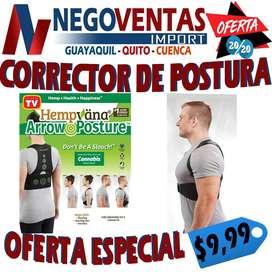 CORRECTOR DE POSTURA