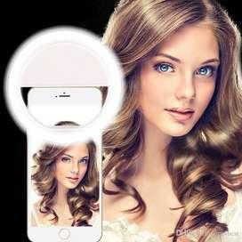 Flash Selfie Anillo Ring, Recargable, Celulares, Tablets,etc