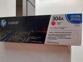 Cartucho de Toner HP LASERJET 304a Magenta