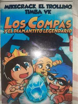 Los Compas y el dimantito legendario edición 5