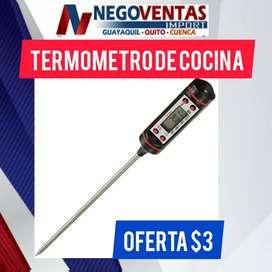 TERMOMETRO DE COCINA
