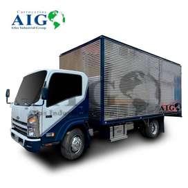 Carrocería carga seca, estacas, refrigerados, unidades especiales.