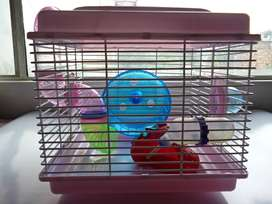 Jaula Para Hamster Completa