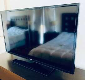 TV LED 40''. Marca SAMSUNG.