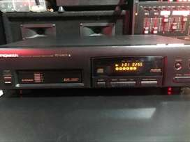 Compactera Cd Vintage Pioneer Pd-m403, Para 6 Cd Impecable