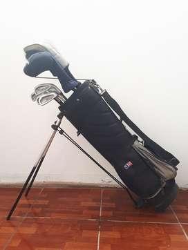 REMATO Set de Palos de Golf Performance Light para Niño