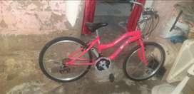 Bicicleta nueva nueva