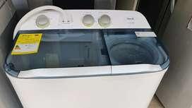 Vendo lavadora haceb de 16 libras