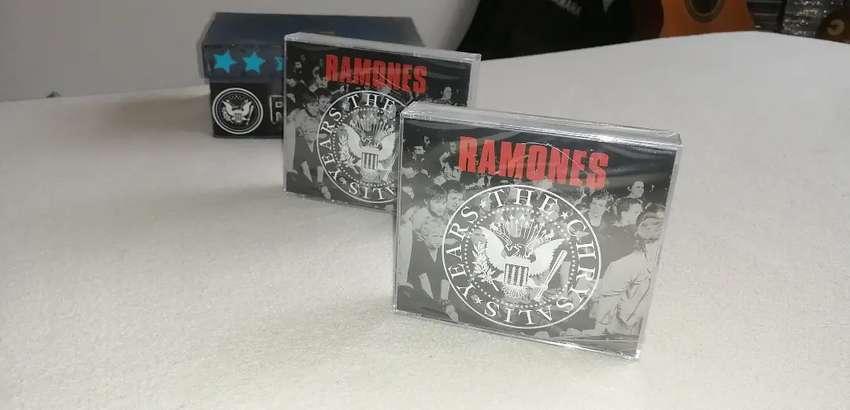 Ramones The Chrysalis Years 0