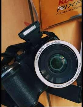Vendo cámara Kodak