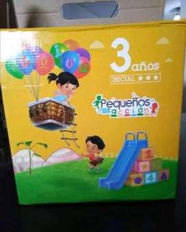 Libro Lexicom para niño de 3 años