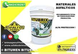Venta de Manto Asfaltico y Bitumen