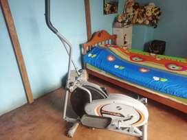 Bicicleta i Elíptica
