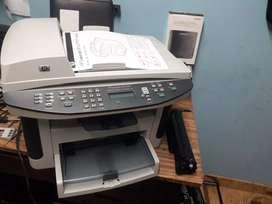 Impresora Multifuncional hp m1522mf