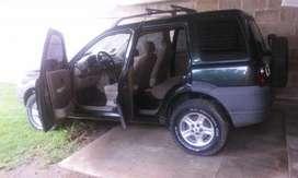 ¡¡OPORTUNIDAD UNICA!! Land rover freelander AÑO 1999 NAFTA 1.8