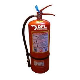 Extintor PQS 6kg Completamente Nuevo Venta e Instalación