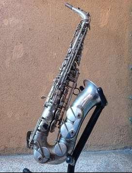Saxofón profesional Julius Keilwerth Toneking Special, saxo Alemán.