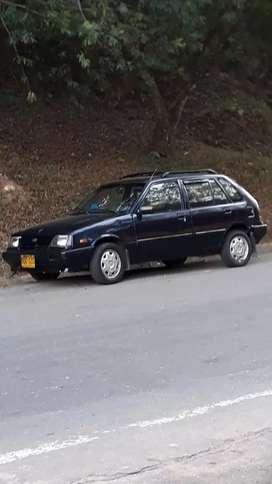 Se vende carro o se permuta