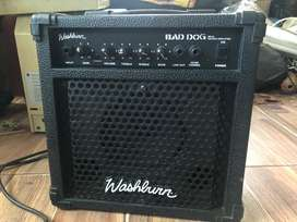 Amplificador Washburn Bad Dog 19w BD12