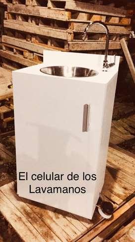 Lavamanos portatil autonomo no requiere conexiones