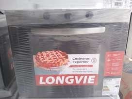 Horno + anafe longvie