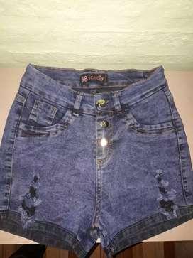 Vendo Shorcito de Jeans Talle 38