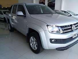 Vendo Volkswagen Amarok trendline automática 4x2