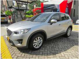 Hermosa Mazda CX5 2016 Touring 40.000 km Automatica Cuero Bluetooth Llantas nuevas 4 airbags, camara reversa, al dia