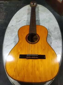 Vendo o cambio por relojes exclusiva guitarra Giannini Brasilera