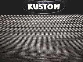 Vendo Amplificador Kustom para Guitarra