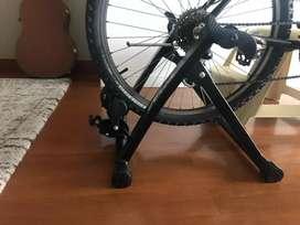 Trainer rodillo bicicleta