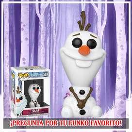 Funko Pop Disney Frozen Olaf