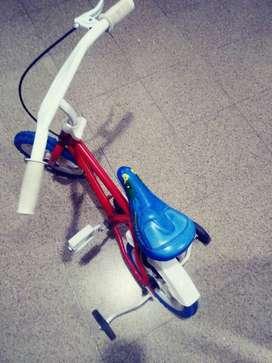 Bici niño impecable