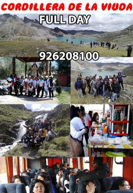 CORDILLERA LA VIUDA - FULL DAY