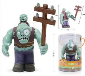 Figura Zombistein Plantas Vs Zombies